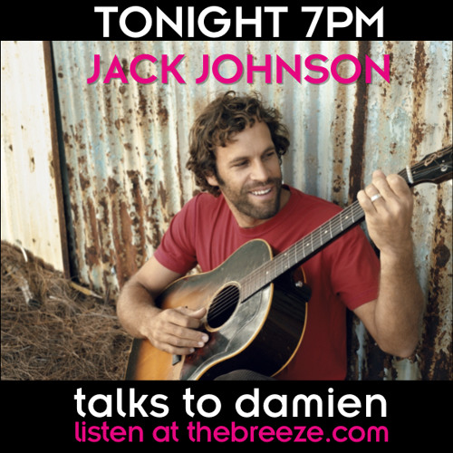 Jack Johnson Interview