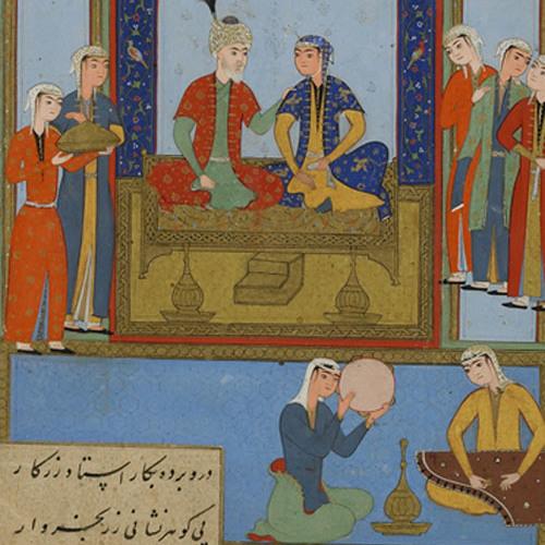 Saba Qadim Oud Taqsim