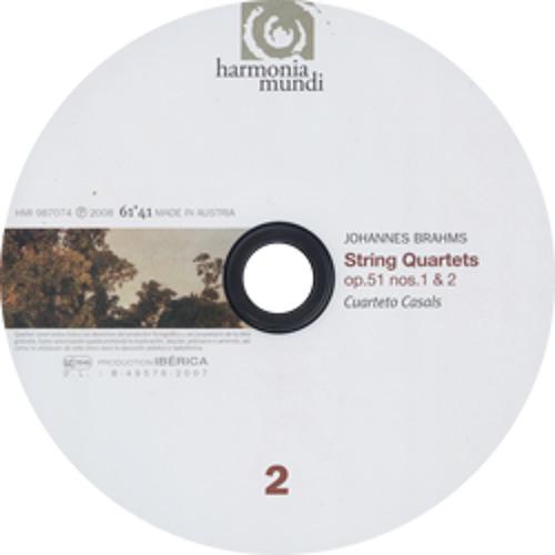 Op.34 in F minor Finale, poco sostenuto. Allegro non troppo