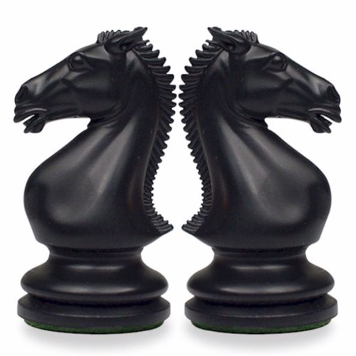 2 Dark Horses - Number One