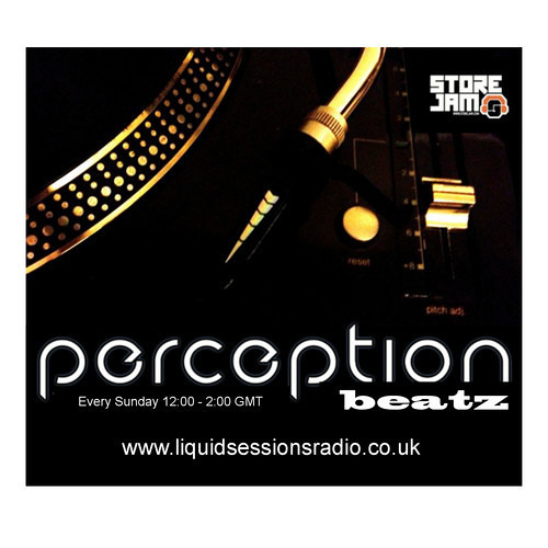 DNBE Presents - Conspire - Perception Beatz - AUG 2013