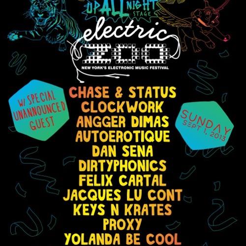 Electric Zoo 2013 Mix ft. Dim Mak Artists