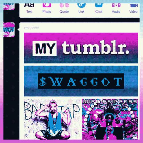 MY TUMBLR (feat. BABY TAP & WIFI PRINCESS)