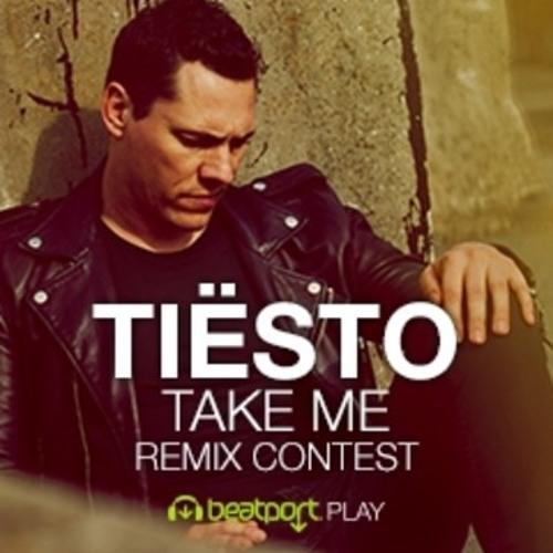 Tiësto - Take Me (Moises Naves Remix)