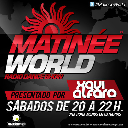 Matinée World 24/08/13 - 1ª hora (Especial Bootlegs y Mash-ups) by