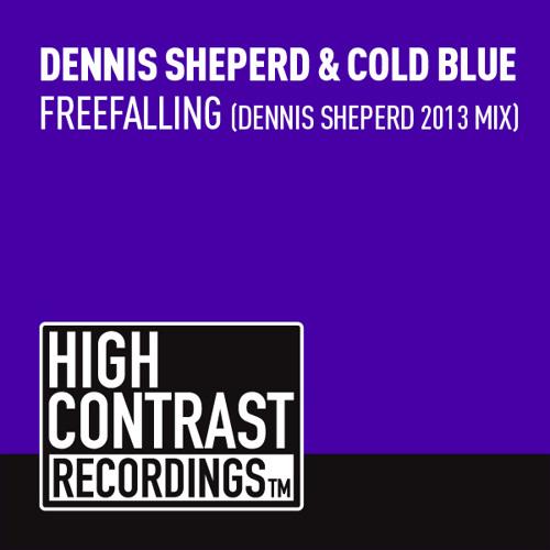 Dennis Sheperd & Cold Blue - Freefalling (Dennis Sheperd 2013 Club Mix) [Preview] 16.09.13
