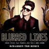 BLURRED LINES-DJDARREN TRB BEATZ CLUB EQ 2013