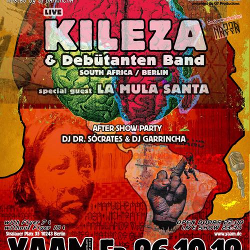 KILEZA Featuring ★ TROPICAL DIASPORA VOL.11
