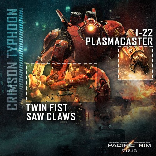 Pacific Rim (impossibleChuck Cover)