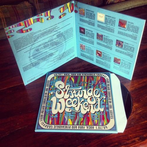 Strange Weekend LP promomix [FMAP 015]