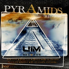 ALKALINE- MORE THAN A FRIEND- PYRAMIDS RIDDIM- UIM RECORDS
