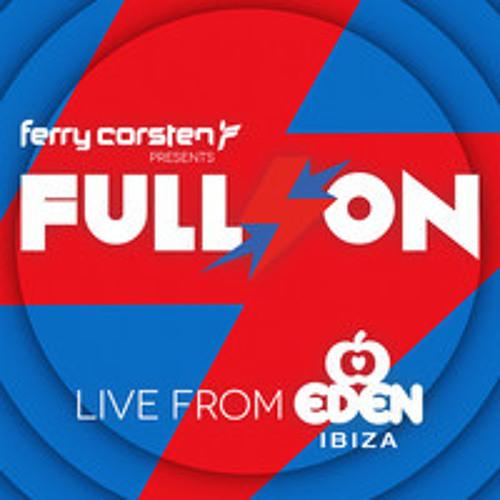 Corsten's Countdown presents: Full On Ibiza [August 18, 2013]