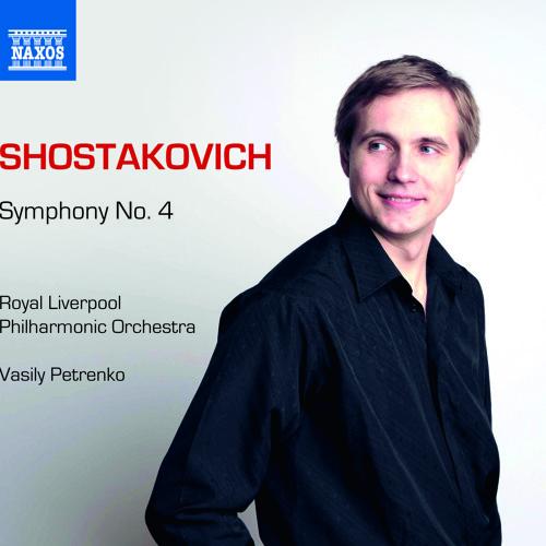 Shostakovich: Symphony No. 4   Allegretto Poco Moderato [Vasily Petrenko] [Naxos: 8.573188]