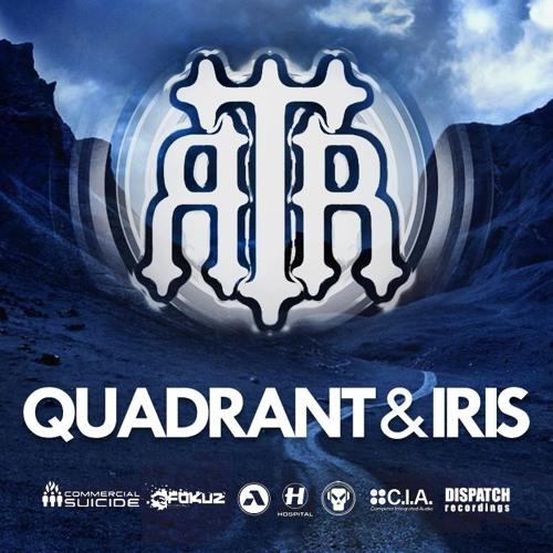 Quadrant and Iris - The Raving Religion Promo Mix August 2013