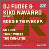 DJ Fudge & Kiko Navarro - Boogie Thieves EP