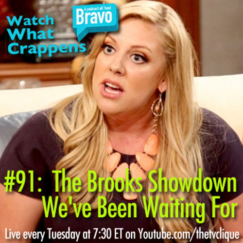 #91:  The Brooks Showdown We've Been Waiting For