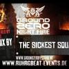 Ground Zero - Ruhr'G'Beat Stage - The Sickest Squad warm up mix