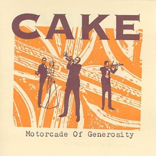 Cake - Comanche