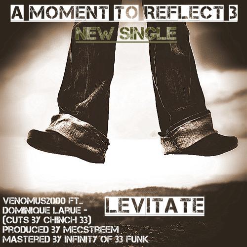 Venomous2000 ft. Dominique LaRue - Levitate (Cuts by Chinch 33) Prod. by Mecstreem