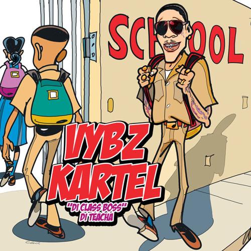 Vybz Kartel - School [Tad's Records 2013]