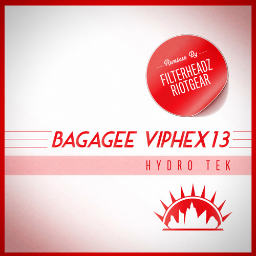 Bagagee Viphex13 - Hydro Tek (RioTGeaR's Not From Miami Sounding Remix) [Preview] [Neptuun City]