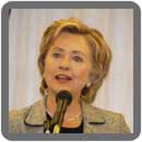 Senator Clinton expects high heating bills