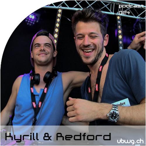 Podcast 024 - Kyrill & Redford - ubwg.ch