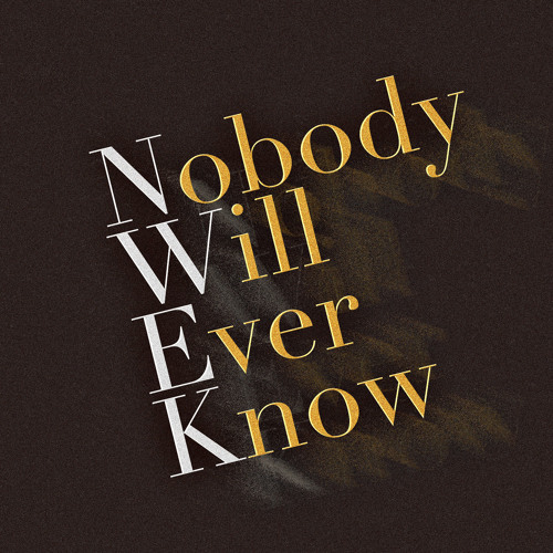 Nobody Will Ever Know by Em-One