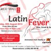 LATIN FEVER EVENT Friday 30.08.2013