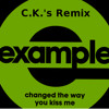 CK - Changed the Way You Kiss Me (CK Remix)