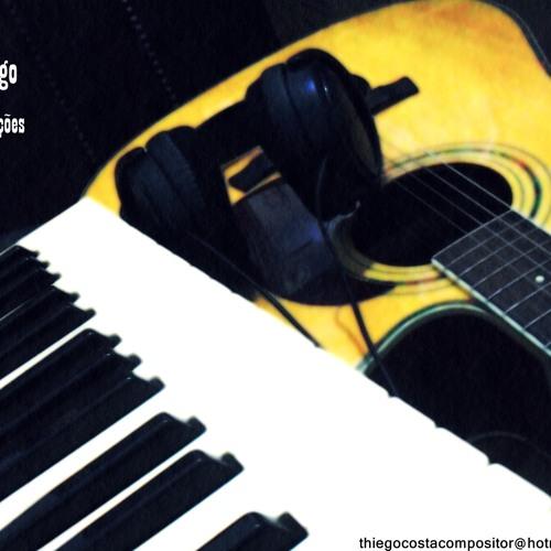 Música - Rio de Flores - Versão Voz e Piano - Thiego Costa   Andre Diomar   Renato Lopes