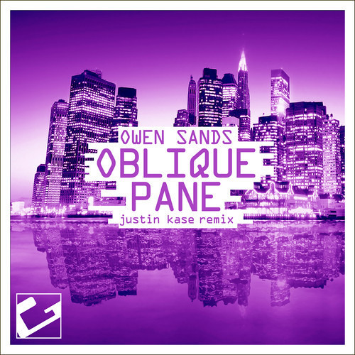 Owen Sands - Oblique Pane