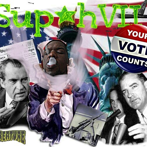 Vote For Me! (Prod By. Jrum)