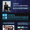 Alejandro Ramos - Invitación // Gran Campaña de Reavivamiento y Reforma del 2 al 6 de Septiembre