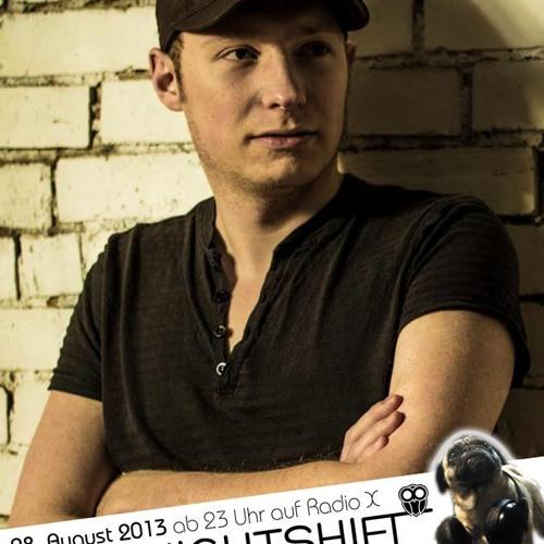 28-08-2013 - ToFa Nightshift @ RadioX mit Max Buchalik