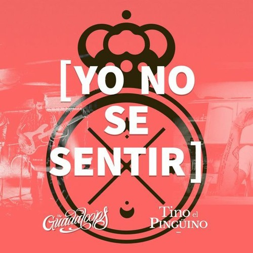 The Guadaloops ft. Tino El Pingüino - Yo No Sé Sentir