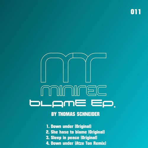 Thomas Schneider - Down Under