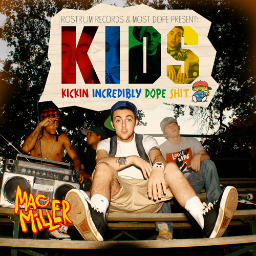 Paper Route Feat. Chevy Woods-Mac Miller