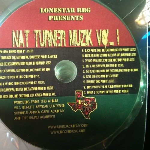 LoneStar RBG Sample Of The Cd