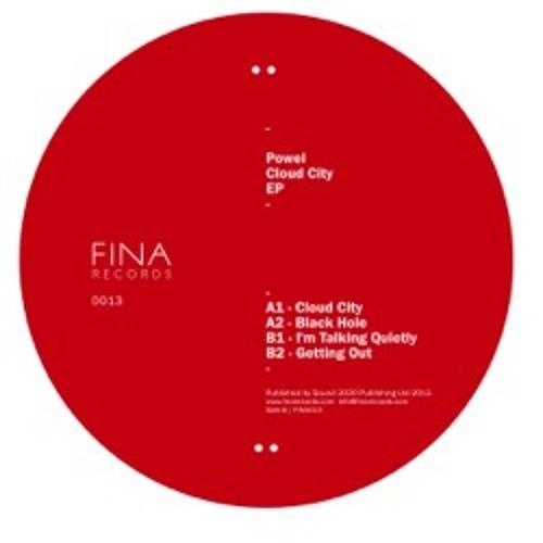 Fina 013 - I'm Talking Quietly