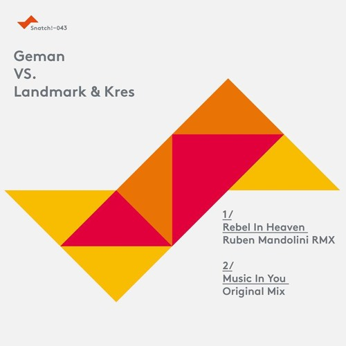 Landmark, Kres - Music In You feat. Frederic Mos // Snatch! - Defected