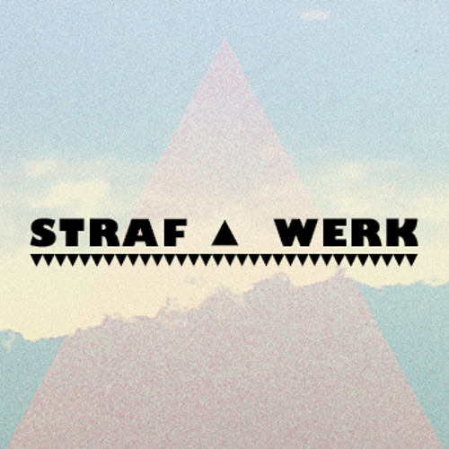 Bram Fidder @ STRAF_WERK Festival 11.08.2013