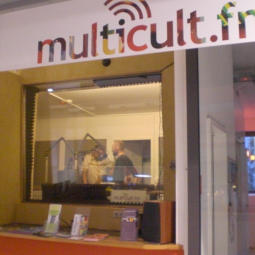 Berlin Radio Multikult.fm 23.8.2013 - Tomahawks MondoExotica Mix