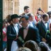 Comitiva caixers, banda musical, Catedral. Fiesta Sant Joan Ciutadella/Menorca. Paisajes Sonoros 130