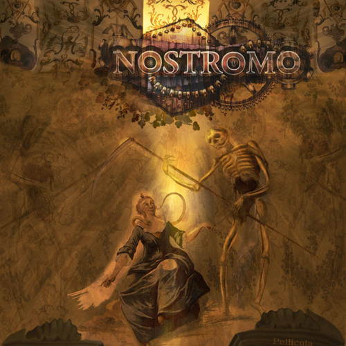Nostromo (score) - B. Eder - 13. Equator Meets The Hand Of God
