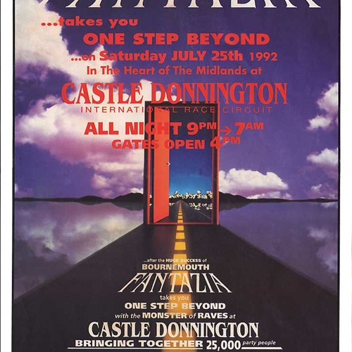 Easygroove - Live @ One Step Beyond Castle Donnington 1992