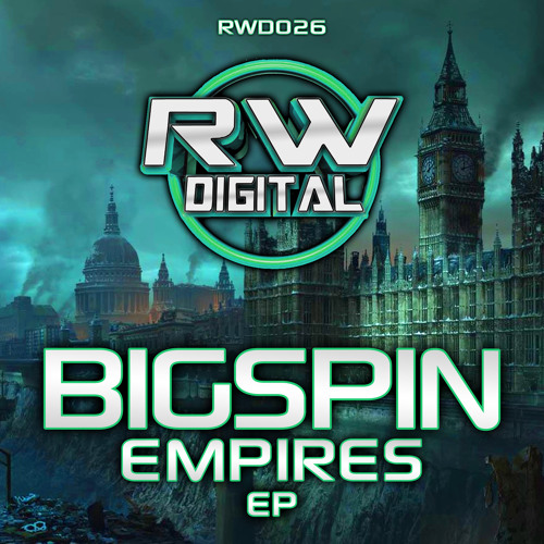 RWD026-01 Bigspin - Empires (OUT NOW)