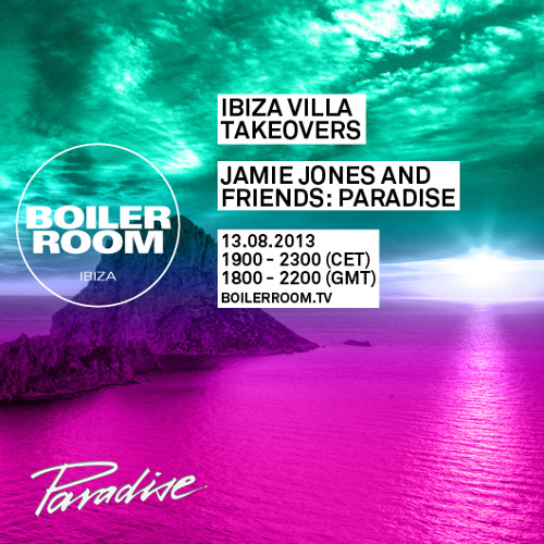 Jamie Jones B2B Dyed Soundorom Boiler Room Ibiza Villa Takeovers DJ Set
