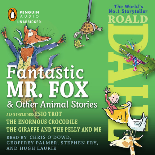 The Giraffe and The Pelly and Me by Roald Dahl, read by Hugh Laurie