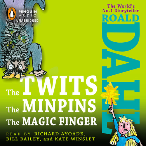 The Twits by Roald Dahl, read by Richard Ayoade